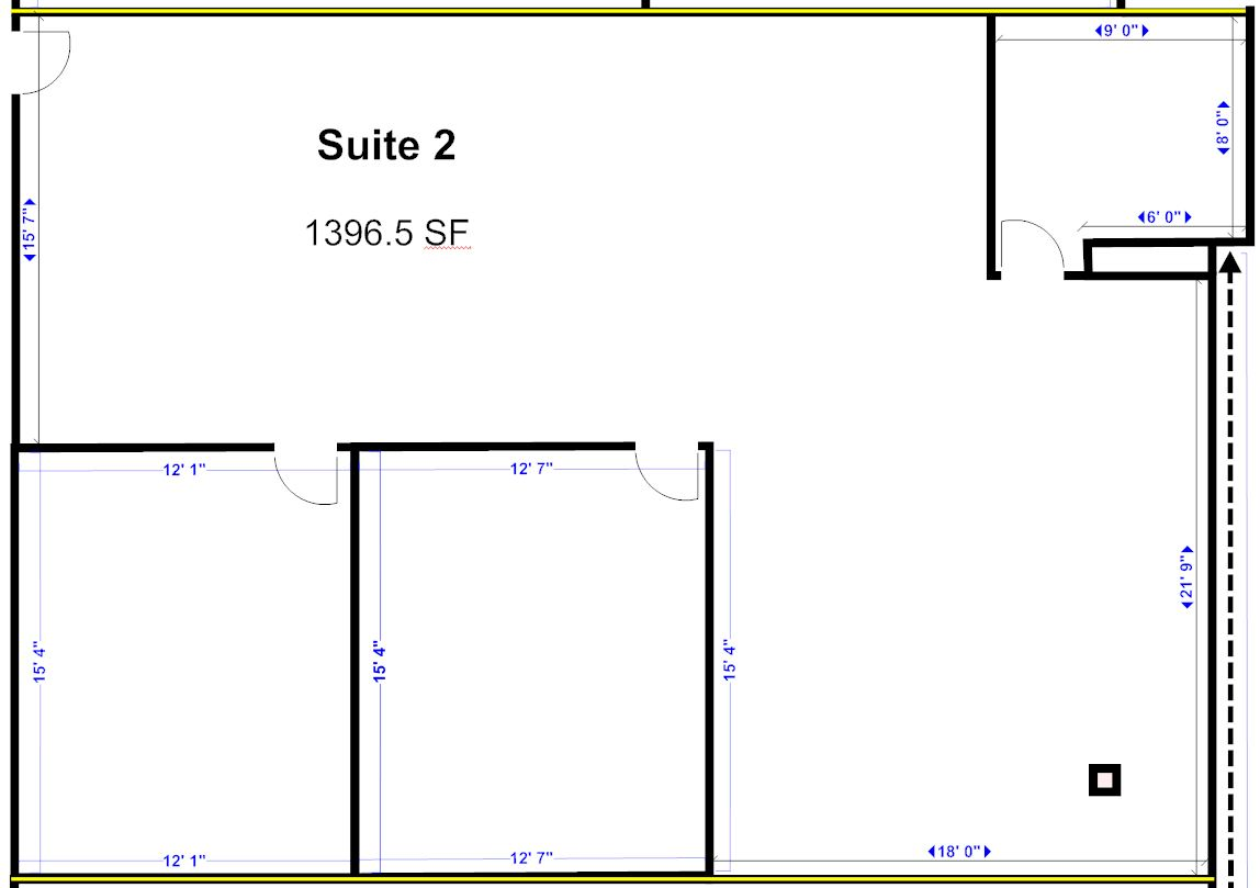 office space floor plan. Office Space For Lease In Downtown Mankato Floor Plan